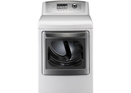 LG - DLG5002W - Gas Dryers