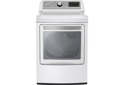 LG - DLE7200WE - Electric Dryers