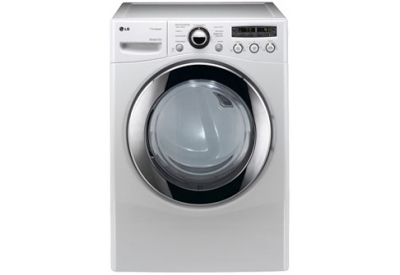 LG - DLGX2551W - Gas Dryers