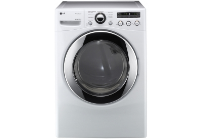 LG - DLGX2651W - Gas Dryers