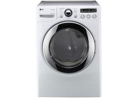 LG - DLGX2651W - Gas Dryers