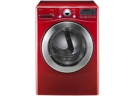 LG - DLGX3071R - Gas Dryers