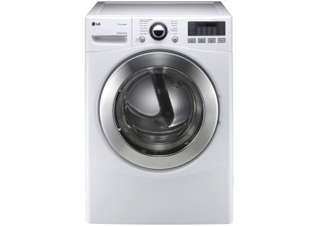 LG - DLGX3071W - Gas Dryers