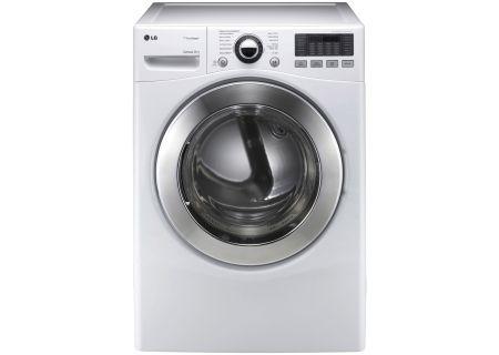 LG - DLGX3071W - Gas Dryers