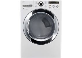 LG - DLEX3250W - Electric Dryers