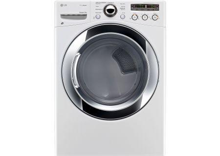 LG - DLEX3250W - Electric Dryers