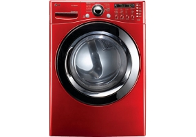 LG - DLEX3360R - Electric Dryers