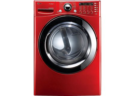 LG - DLEX3360R - Electric Dryers