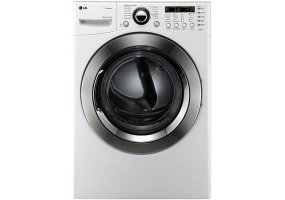 LG - DLEX3360W - Electric Dryers