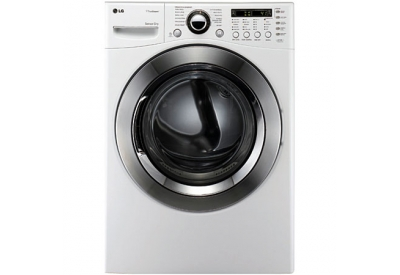 LG - DLGX3361W - Gas Dryers