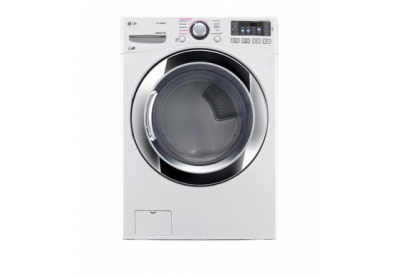 LG - DLGX3371W - Gas Dryers