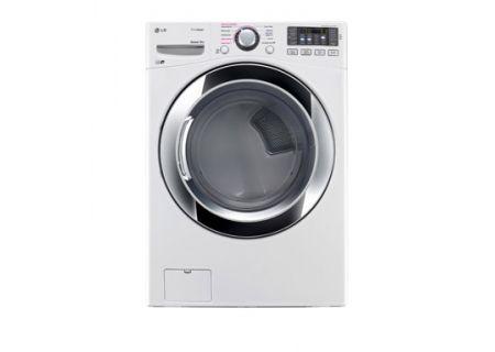 LG - DLGX3371W - Gas Dryers