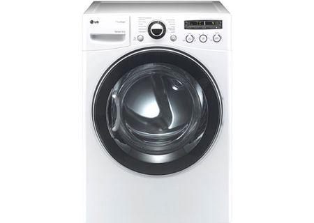 LG - DLGX3551W - Gas Dryers