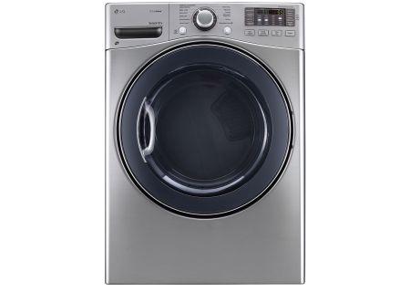 LG - DLEX3570V - Electric Dryers
