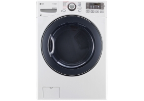 LG - DLEX3570W - Electric Dryers