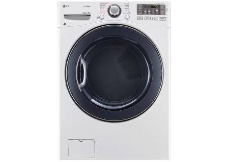 LG - DLGX3571W - Gas Dryers