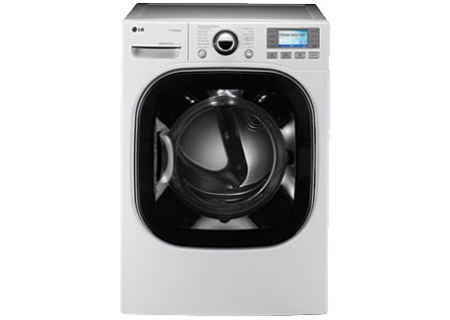LG - DLGX3886W  - Gas Dryers