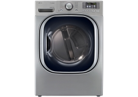 LG - DLGX4071V - Gas Dryers