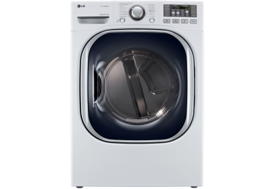 LG - DLGX4071W - Gas Dryers