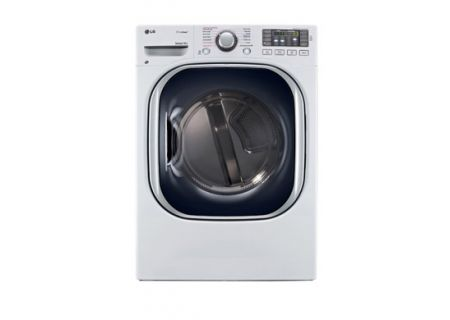 LG - DLGX4271W - Gas Dryers