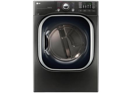 LG - DLGX4371K - Gas Dryers