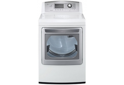 LG - DLGX5171W - Gas Dryers