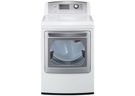 LG - DLGX5171W - Gas Dryers