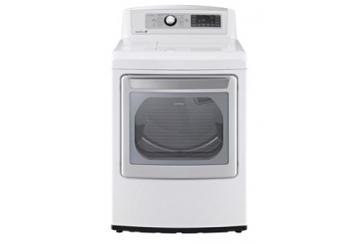 LG - DLGX5681W - Gas Dryers