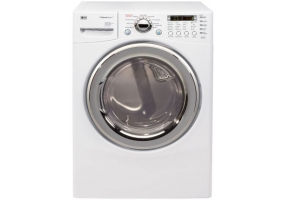 LG - DLEX7177WM - Electric Dryers