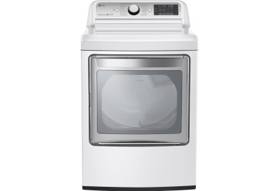 LG - DLEX7600WE - Electric Dryers