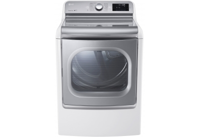 LG - DLGX7701WE - Gas Dryers