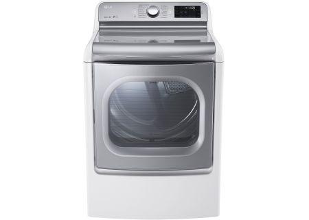 LG - DLEX7700WE - Electric Dryers