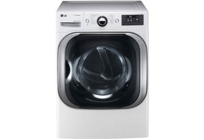 LG - DLGX8001W - Gas Dryers