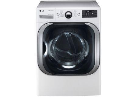 LG - DLGX8001W - Gas Dryers
