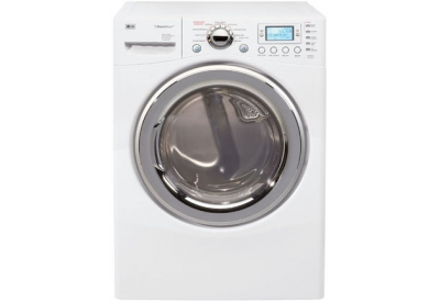 LG - DLEX8377WM - Electric Dryers