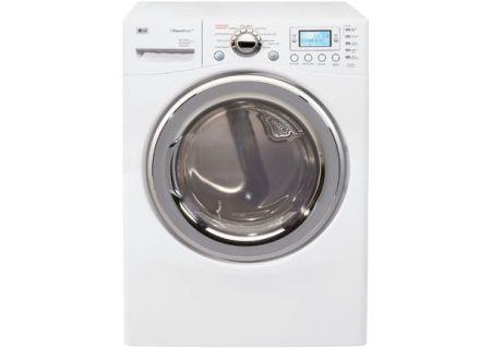 LG - DLGX8388WM - Gas Dryers