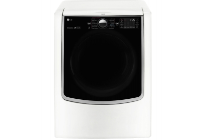 LG - DLGX9001W - Gas Dryers