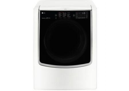 LG - DLEX9500W - Electric Dryers