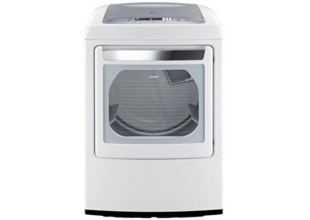 LG - DLGY1202W - Gas Dryers