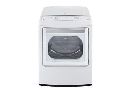 LG - DLGY1702WE - Gas Dryers