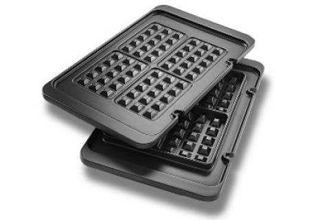 DeLonghi Livenza All-Day Grill Waffle Plates - DLSK152