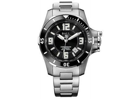 Ball Engineer Hydrocarbon Ceramic XV Black Dial Mens Watch - DM2136A-SCJ-BK
