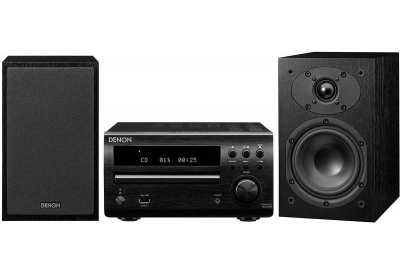 Denon - D-M39S - Mini Systems & iPod Docks