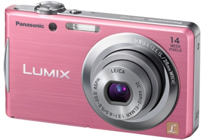 Panasonic - DMC-FH2P - Digital Cameras