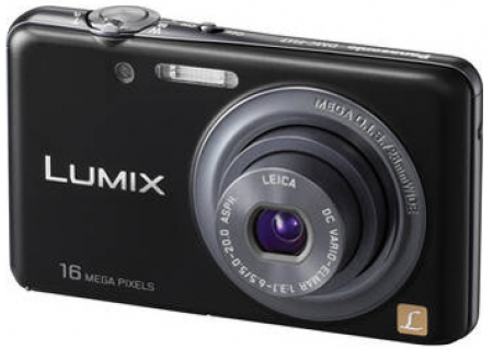 Panasonic - DMC-FH7 - Digital Cameras