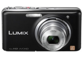 Panasonic - DMC-FX78K - Digital Cameras