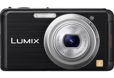 Panasonic - DMC-FX90K - Digital Cameras