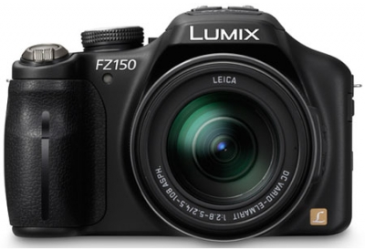 Panasonic - DMC-FZ150K - Digital Cameras