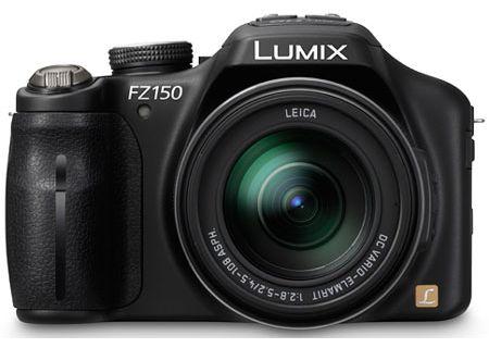 Panasonic - DMC-FZ150K - Digital Cameras