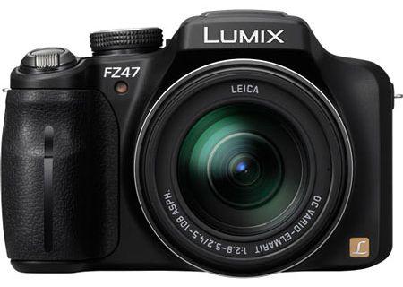 Panasonic - DMCFZ47K - Digital Cameras